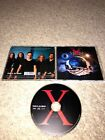 Like A Fire By Sign X CD RARE Hard Rock Classic Elements Phantom 5 First Signal