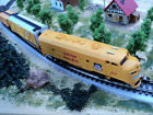 Bachmann N scale locomotive + caboose and car Union Pacific