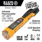 Klein Tools View the Collection Non Contact Voltage Tester with Infrared Thermom