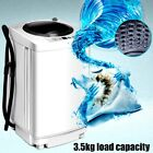 Updoor Washing Machine Free Standing Compact Full Automatic Cloth Dryer Cleaner