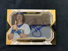Robin Yount 2019 Topps Five Star Auto Pentamerous Penmanship Gold 8 25