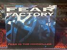 FEAR FACTORY Fear Is The Mindkiller CD industrial death metal 1993