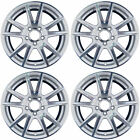 New Set of 4 Replacement 17 Alloy Wheels Rims for 2004 2006 Honda S2000