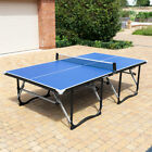 Vermont Table Tennis Tables  FOLDABLE OUTDOOR Ping Pong Tables + Bats Balls