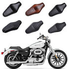 Two Up Seat Passenger Driver Saddle For Harley Sportster XL883 1200 48 2005 2020