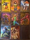 1993 SkyBox Marvel Masterpieces Trading Cards 38