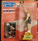 1997 LUC LONGLEY (ROOKIE) CHICAGO BULLS (EXTENDED SERIES) STARTING LINEUP