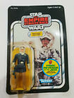 Star Wars vintage Han Solo Hoth Outfit Kenner MOC Unpunched card 1980s