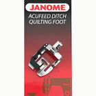 Genuine Janome Acufeed Ditch Quilting Foot Part 846413006