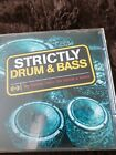 STRICTLY DRUM & BASS - x 12 Track Comp. (CD 1999)ref 1188