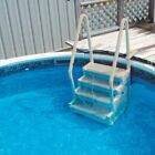 Confer Plastics Step 1 Heavy Duty Pool Steps For Above Ground Swimming Pools