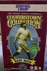 Starting Lineup 1996 Hasbro Cooperstown Collection Babe Ruth LE #00377