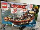 LEGO Ninjago Movie Destiny's Bounty Pirate Ship (70618) Complete Set in Box