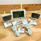 Moonybaby 5 Large LCD Video Baby Monitor Double Camera system READ