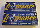 (2) OPEN BOX 2020 Panini Luminance Football Hobby Boxes (READ DESCRIPTION)
