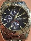 Festina 16059 Classic Mens Chronograph Registered Model Collection Blue Dial