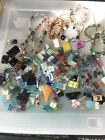 100 ++ Pc HUGE LOT dichroic glass pendant fused hand made crafted