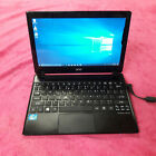 Acer Laptop Travelmate B113 16GB SSD Windows 10 Pro Webcam HDMI Office 2007