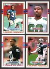 1989 Topps Football Card Set 396 cards Nr-mt Condition