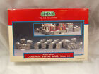 Lemax Village Collection - Colonial Stone Wall, Set of 10 (Lemax, 1999)