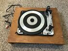 Dual 1019 Turntable Four Speed Fully Automatic Idler Drive READ DESCRIPTION
