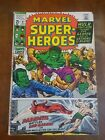 1966 Donruss Marvel Super Heroes Trading Cards 7