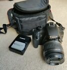 Cannon Eos 1000D /Rebel XS DSLR Camera Starter Kit with 18-55mm lens bag 32GB SD