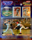 2000 Starting Lineup Classic Doubles Roger Clemens(NYY)/Curt Schilling(PHI)