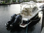 2013 Scout 262 Abaco176 hrs freshwater boat twn 150hp yamahas like new