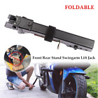 Portable Motorcycle Dirt Pit Bike Rear Wheel Support Frame Lifting Stand Parking