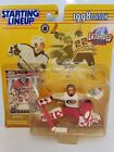 1998 Edition Starting Lineup Trevor Kidd Action Figure Extended Series.  NHL