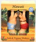 Aloha State NIB Keiki Going Surfing Salt  Pepper Shakers By Chiefly Co Vintage