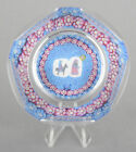 Whitefriars Glass LE Xmas 1978 Millefiori Paperweight Journey To Bethlehem