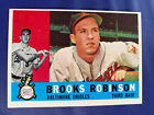Brooks Robinson Baseball Cards: Rookie Cards Checklist and Autograph Buying Guide 14