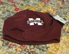 Creative Knitwear Mississippi State Beanie With White Block M Logo