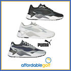 Puma RS-G Mens Golf Waterproof Spikeless Shoes with Carbon Rubber Outsole
