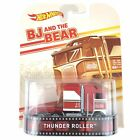 Hot Wheels BJ And The Bear Thunder Roller Semi Truck Rig Die Cast 1 64 Scale