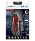 Andis Professional Envy Combo Hair Clipper + CTX Trimmer Haircut Kit 74020