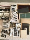 Old Photographs Lot Of 500+ 1940s To The 1960s From Several Estate Sales