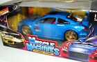 124 Muscle Machines Diecast Blue 2003 Honda Accord Vehicle