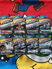 Hot Wheels Fast  Furious 2014 Complete Set of 8 Official Movie Merchandise