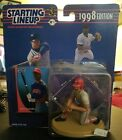 1998 Edition Starting Lineup MLB Juan Gonzalez Rangers Action Figurine With Card