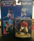 1998 Edition Starting Lineup MLB Chuck Knoblauch Twins Action Figurine With Card