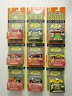 Matchbox Premiere First Edition 9 item lot Corvette Ford Chevy More NICE LOT