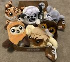 Star Wars Galaxy's Edge Trading Outpost Target Set Of 6 Plush Complete Set + Box