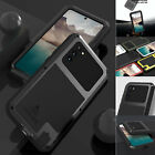 For Samsung A51 5G Note20 Water resistant Shockproof Tempered Glass Case Cover