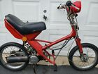 HONDA MOPED SCOOTER POCKET MINI BIKE CHOPPER ELECTRIC SCOOTER GO KART
