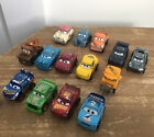 Disney Pixar Cars Diecast Mini Racers Lot Of 14