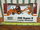 Case 580 Super E Backhoe Loader By Ertl 1 64th Scale