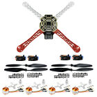 Qwinout F450 4 Axis Airframe 450mm Drone Frame Kit w 30A ESC A2212 1000KV Motor
